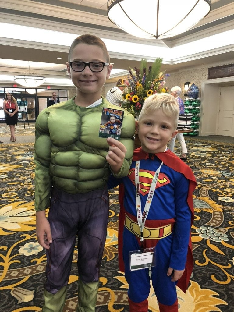 Giant/Martin's golf weekend celebrates miracle kids – Giant Food Stores
